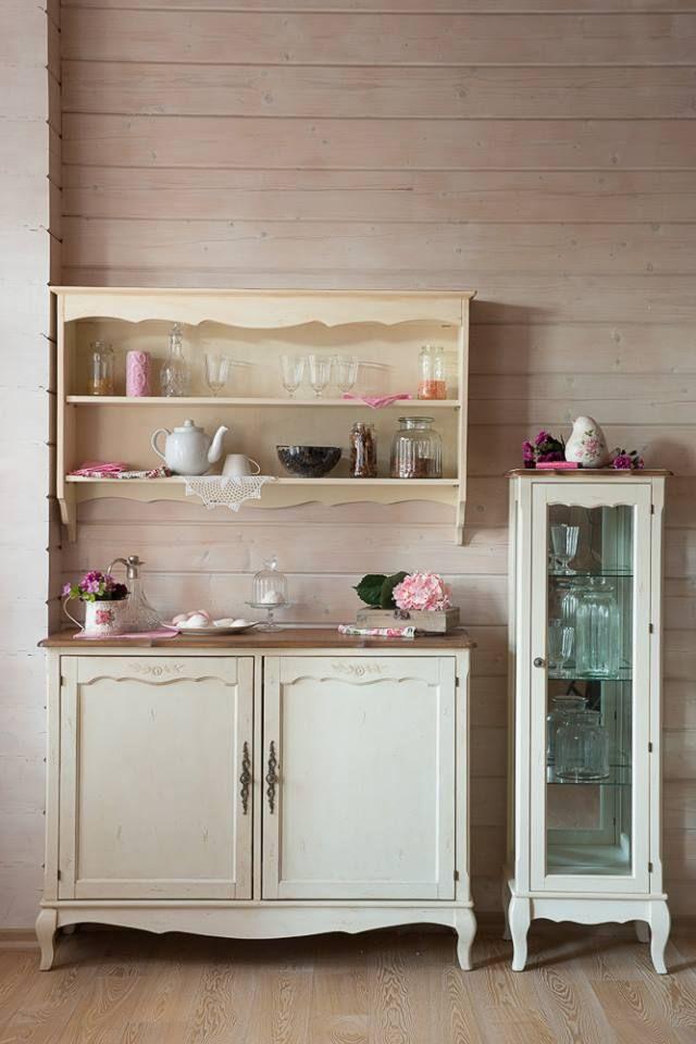 Интерьеры кухни в стиле прованс