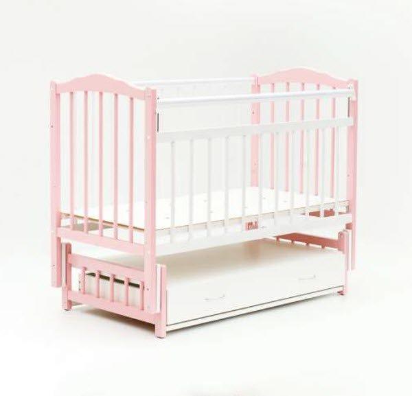 Удобная кроватка для вашей крохи