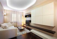 фото дизайна гостиной 18 метров