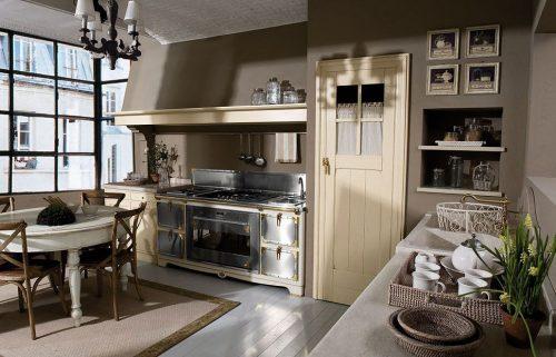 Оформление кухни в стиле «прованс»