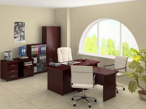 Обстановка в кабинете руководителя