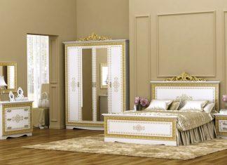 Как выбрать итальянскую спальню