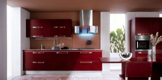 Современная мебель для современной кухни