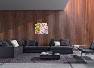 Мягкая мебель в стиле модерн