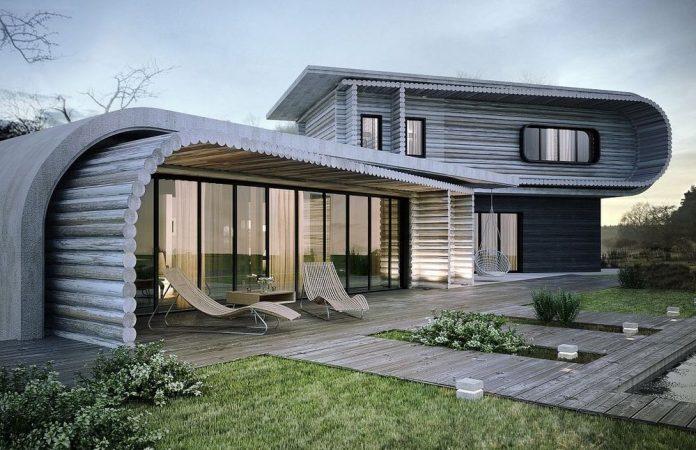 Архитектурный стиль дома