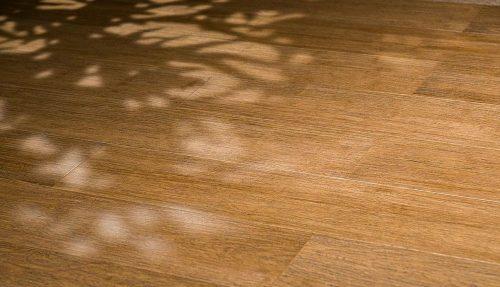 Паркетный пол из бамбука