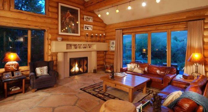 деревянный блок хаус