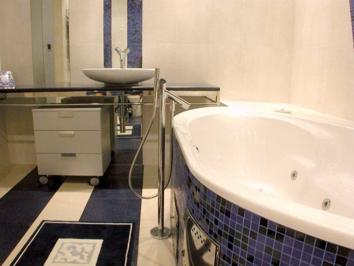 Стили оформления ванной комнаты