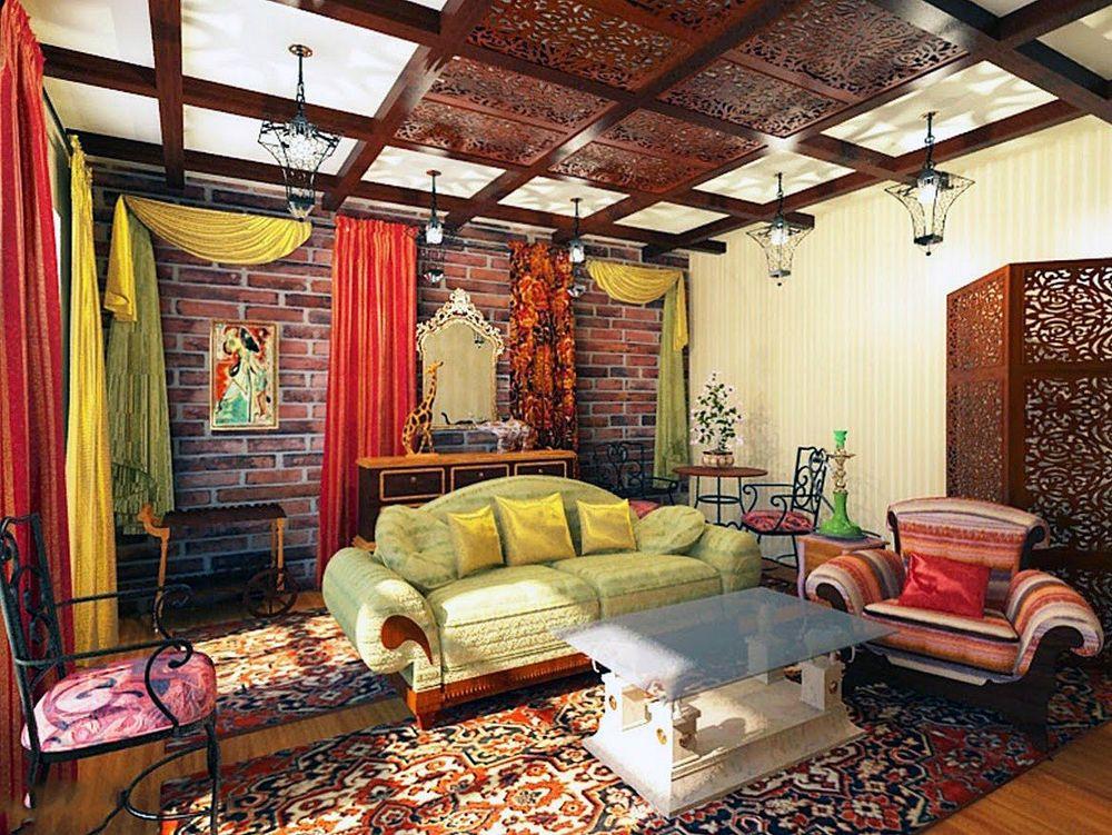 Марокканский стиль в создании интерьера
