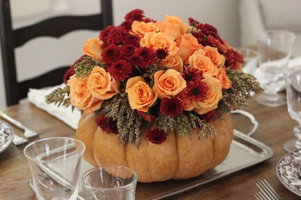 Пять идей для осеннего декора