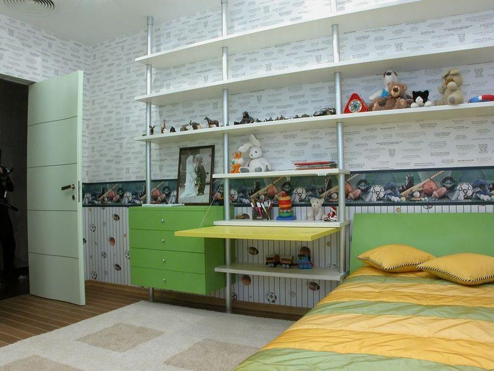 Интерьер комнаты для ребенка
