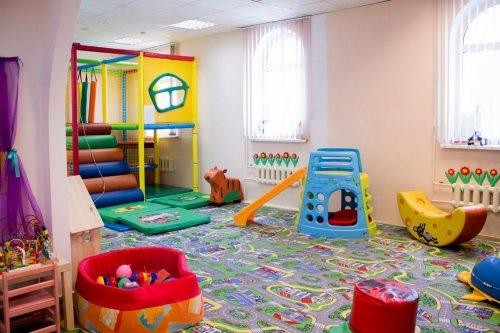 Игровая комната для вашего ребенка
