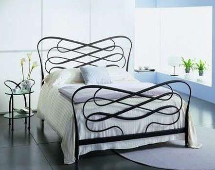 Кованая мебель в дизайне интерьера