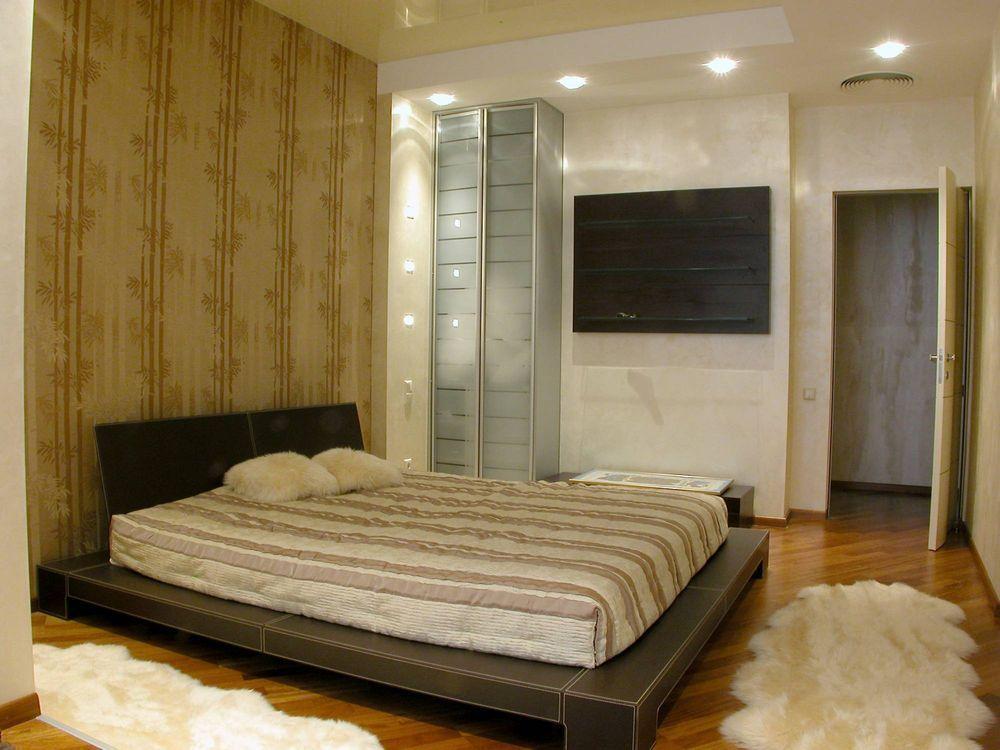 Функциональная и красивая мебель для спальных комнат