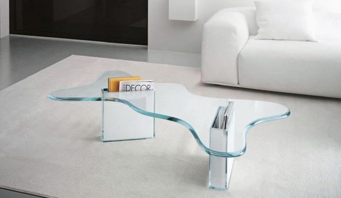 Изделия из стекла в современном интерьере