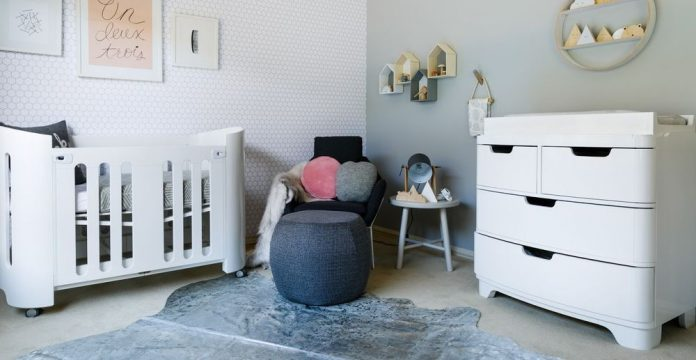 Обустройство детской комнаты для самых маленьких