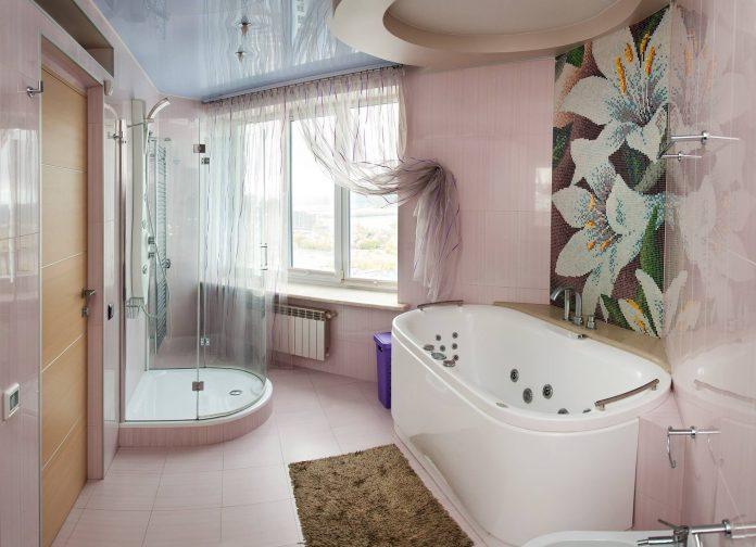 Оформляем ванную