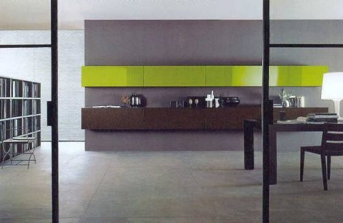 Коллекция мебели, производит Lema