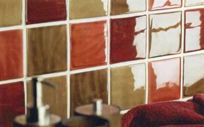 Керамическая плитка, производит The Winchester Tile