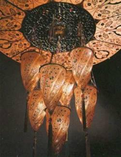 Коллекция светильников, производит Archeo