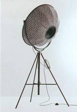 Светильник, производит Pallucco (Италия)