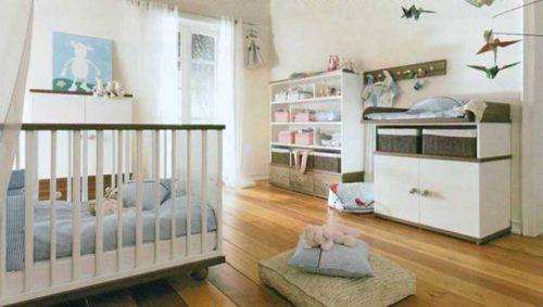 Коллекция мебели, производит Hulsta