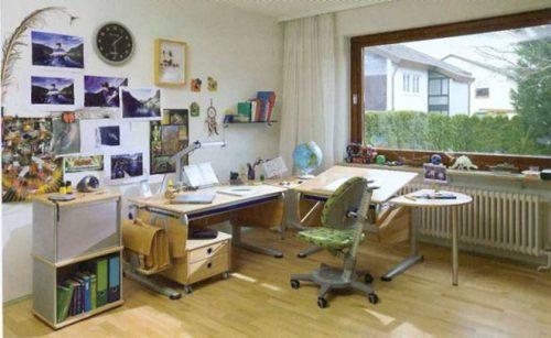 Мебель для детской, производит Moll