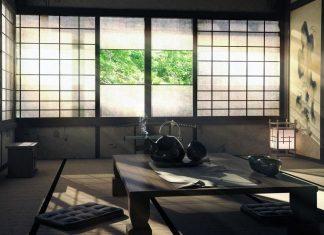 Японский стиль в дизайне помещений