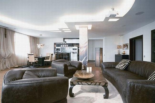 Современный стиль в интерьере квартиры