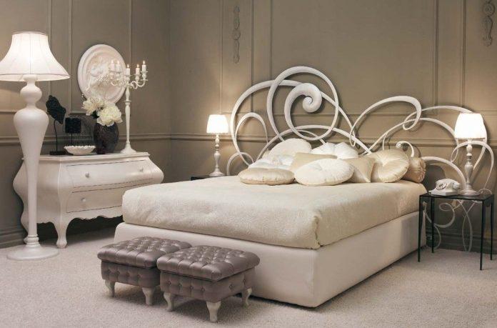 Современные спальни