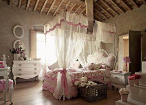 Классический стиль в интерьере спальни