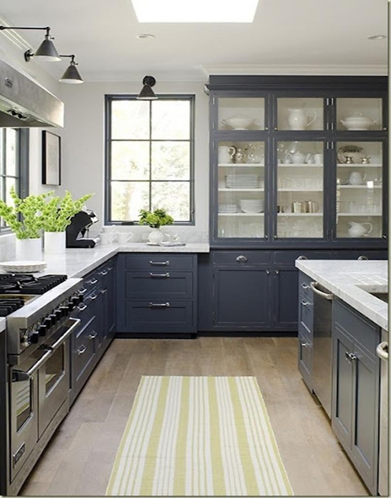 Стиль фьюжн в современном интерьере кухни
