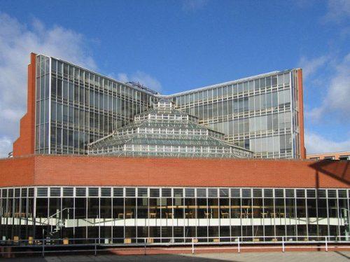 Библиотека Исторического факультета Кембриджского университета