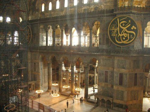 Церковь Св. Ирины в Константинополе