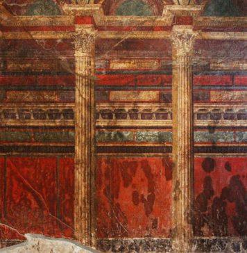 Фрески в Древнем Риме