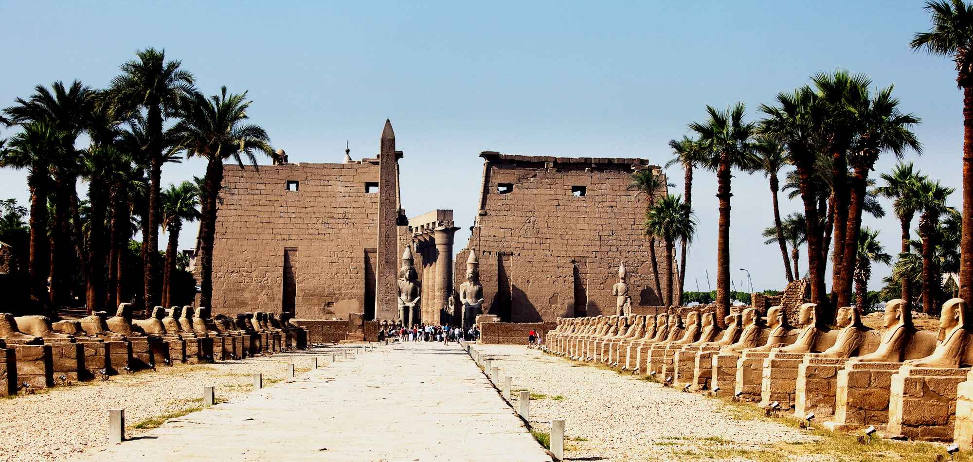 храм Амона-Ра в Карнаке