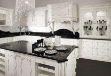 Классический стиль интерьера кухни