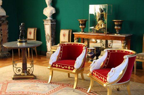 Мебель эпохи классицизма