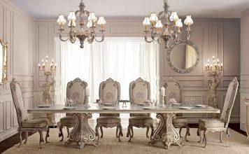 Мебель стиля рококо