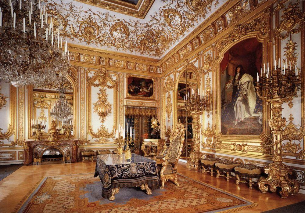 Парадный зал дворца