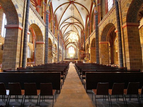 Интерьер собора Св. Петра