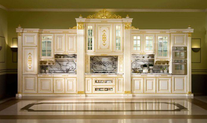 Кухня в классическом стиле