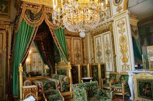 спальня императора Франции