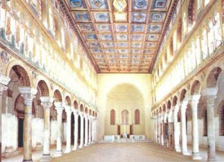 Византийский светский интерьер