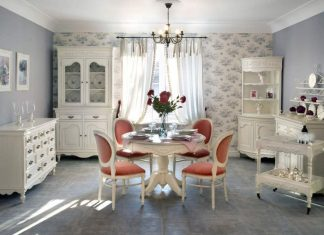 Прованс – изящный стиль интерьера