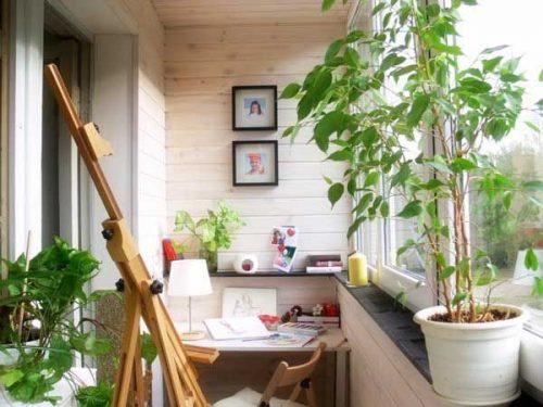 Дизайн балкона, фото