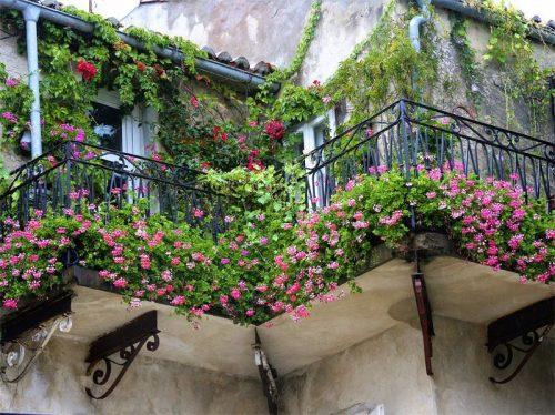 Дизайн балкона 5