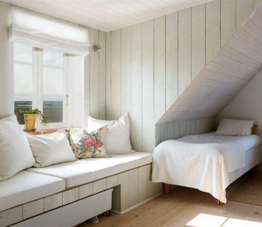 Дизайн спальни-гостиной совмещенной