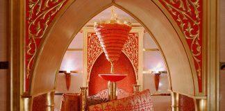 Интерьер в арабском стиле