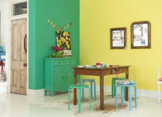 цвет стен для комнаты